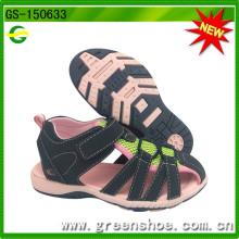 Sandálias desportivas para crianças de Nova Design China (GS-150633)