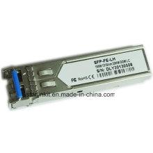 Émetteur-récepteur Fiber Optic SFP-Fe-Lh tiers compatible avec les commutateurs Cisco