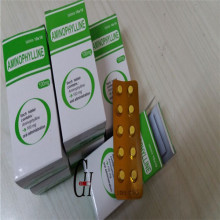 Aminophylline 100mg Tablets
