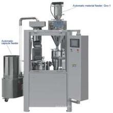 Máquina de rellenar de la cápsula automática del precio bajo de la calidad de GMP ISO Ce (NJP-1200C)