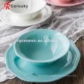 Chinese ceramic bowls ceramic fruit bowl