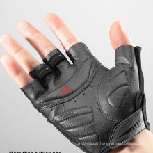 Colorful Reflective Half Finger Gloves