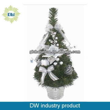 artificial decoration christmas tree