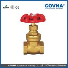 Válvula de bronze da haste da haste da cuba de esgoto PN16 com preços