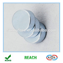 n35 10*3mm zicn caoting round shape magnet