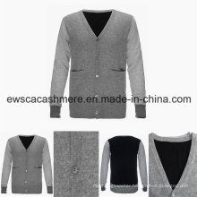 Men Pure Cashmere Cardigan