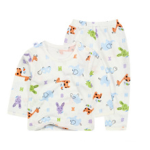 Children′s Cartoon Printed Long-Sleeved Suit