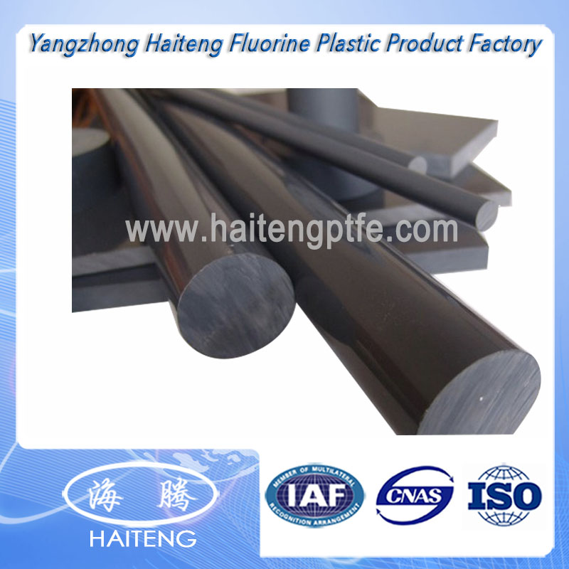 Extruded Plastic Rod PVC Solid Rods