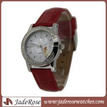 Reloj de hombre de negocios de moda. Todo el reloj de acero inoxidable