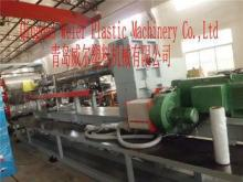 PE / PP / ABS Plastic Board Production Line , Single Screw