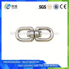 U.S Type Stainless Steel Double Eye Swivel