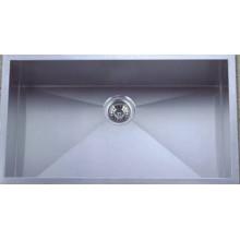 Ручной площади из нержавеющей стали Kitchen Sink (KHS3018)