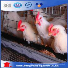 Cage de batterie pour couche de poulet pour ferme