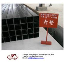 Geschweißte quadratische Stahlrohr
