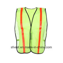 Wholesale Cheap Reflective Vest with Prismatic Tapes