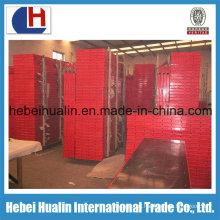 Cofragem do painel de fornecimento Hebei Hualin com madeira compensada usada em concreto