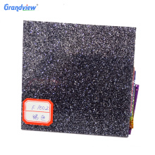 3mm thickness glitter reflective perspex sparkle plastic sheet