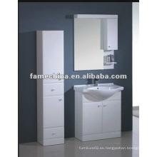 Venta caliente MDF tocador de baño