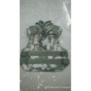 Blindproof Vest Police Veste anti-balles Armure de protection contre les balles (HY-BA018)