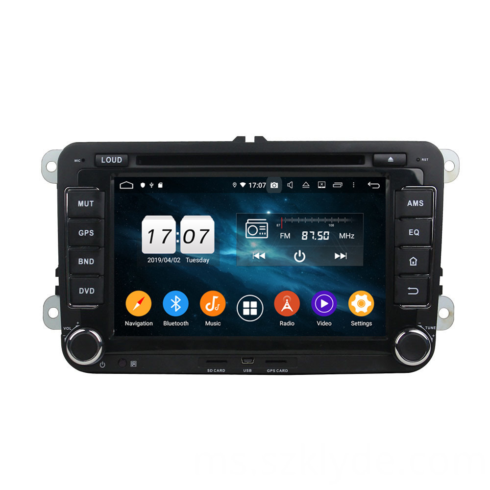 Dvd Player for Vw Universal