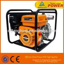 HOT vente TLQGZ50-30 6.5HP moteur de Mini essence/kérosène/LPG/pompe à eau