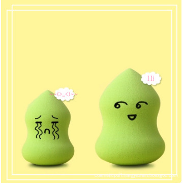 Gourd Shaped Latex Free Makeup Sponge
