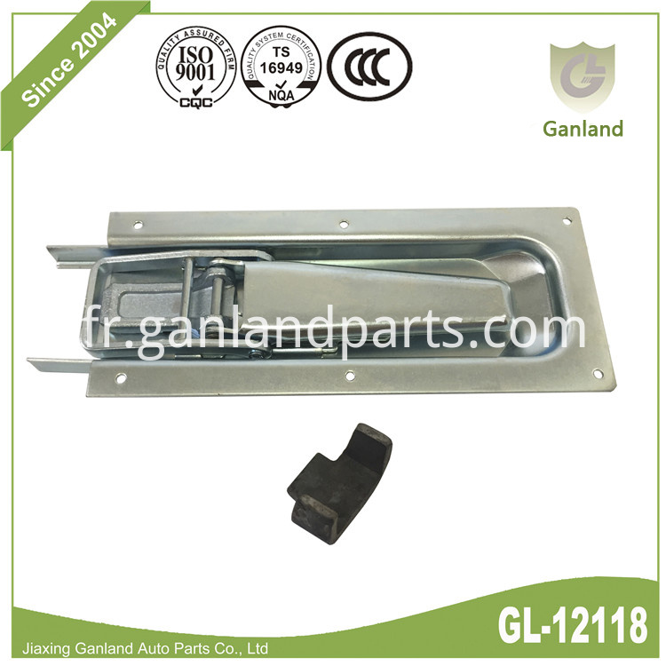 Recessed Pesca Dropside Lock GL-12118