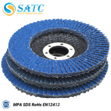 Factory Price Flap Disc with High Quality for Metal Polishing