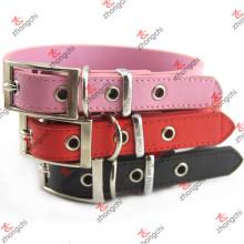Vente en gros de coutures en cuir classique pour chiens et chats (PC15120901)