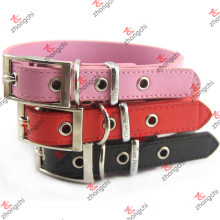 Wholesale Classic Leather Pet Collars for Dogs and Cats (PC15120901)