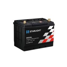 LiFePO4 80D26L Lithium-Eisenphosphat-Autobatterie für Kraftfahrzeuge
