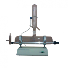 Destilador de água pura de laboratório de alta qualidade