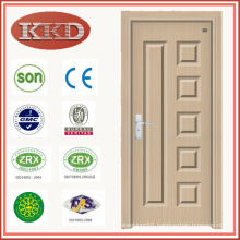 PVC Doors JKD-M685 for Bathroom with MDF Board Inside
