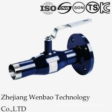 Стандартный Высокопроизводительный Полностью Сварная Бальный Клапан Wtith Марки St37.0