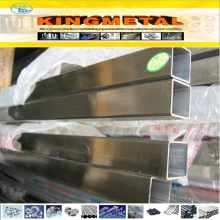 ASTM A554 Polished Stainless Decorative 304 Square Tube