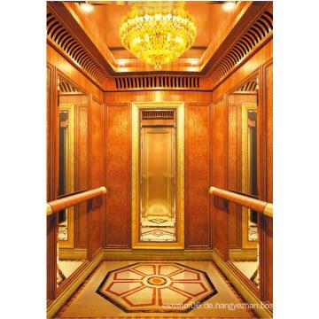Personenlift Lift Spiegel geätzt Mr & Mrl Aksen Ty-K188
