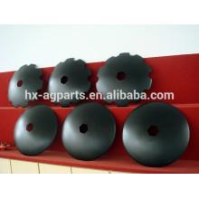 Boron Steel Round Harrow Discs Offset Disc Harrow Teile in allen Dimensionen
