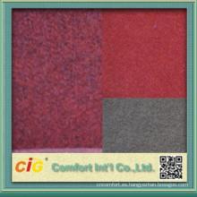 Alfombras de alta calidad 100% poliéster y alfombra