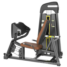 Máquina de trineo de pierna de equipo de fitness comercial máquina