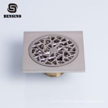 Kitchen Basement Modern Design Deodorant Floor Drain Strainer Chrome Plated 3 Years 4 Inch 3D Model Design