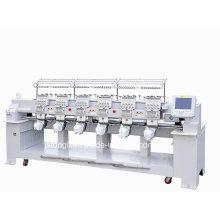 Máquina del bordado con 12 agujas 6 cabezas convenientes para el casquillo / la camiseta (TLC-1206)