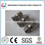 eaton standard stainless steel hydraulic hose fitting