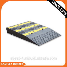Portable Rubber 500MM Width Car Safety Curb Ramp