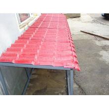 Painel de parede de pouco peso, painel plástico da telha da parede, teto do painel do PVC