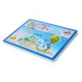 Puzzle 3D playa romántica
