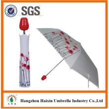 Neue Artikel 2015 fördernde Geschenke Regenschirm mit Griff-Flasche