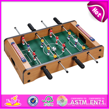 2014 Funny Mini Wooden Game Table Toy, Indoor 5 Games in 1 Toy, Wooden Toy Game Table for Home, Hot Sale Table Game Toy Factory W11A029