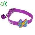 Wasserdichte Silikon-Katzenhalsband-Haustier-Trainings-Halskette