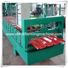 New Condition Colored Steel Roof Tile Roll forming machine