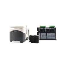 Перистальтический насос для инфузии с шаговым двигателем